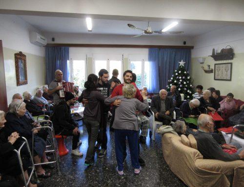 Ευχαριστήριο προς τα μέλη της εθελοντικής ομάδας Ρεθύμνου Κ.Ο.Δ.Ε. (Κοινωνική Οικολογική Δράση Ελλάδος)