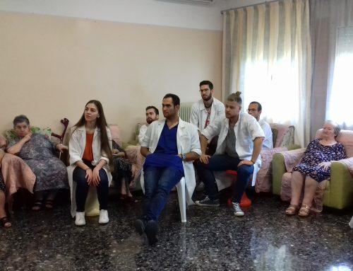 Επίσκεψη Τελειόφοιτων  Φοιτητών Ιατρικής