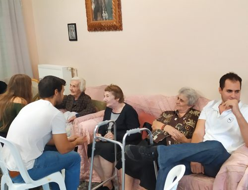 Επίσκεψη Φοιτητών της Ιατρικής Σχολής του Πανεπιστημίου Κρήτης